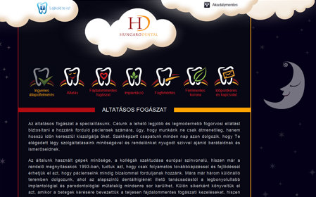 altatasos-fogaszat.org screenshot