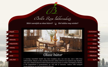 olaszbutor.net screenshot